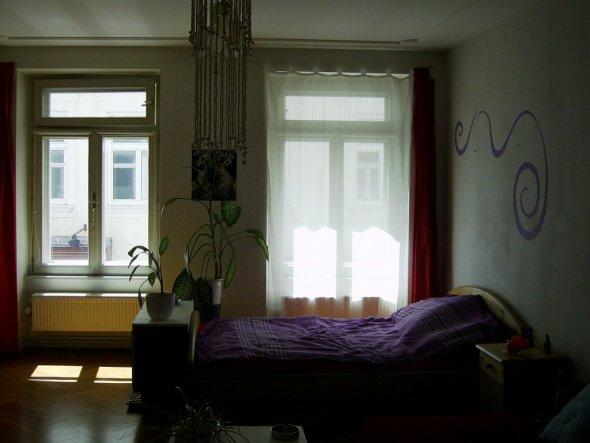 Wohnzimmer 'Schlafraum'