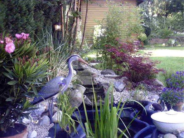 Garten 'Meine Oase'