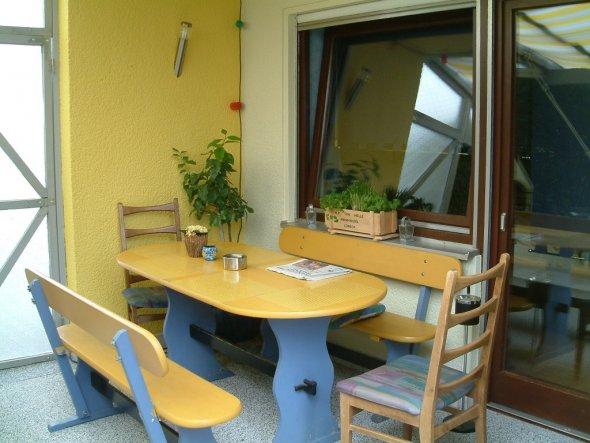 Terrasse / Balkon 'Sitzecke'