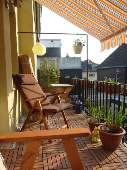 Terrasse / Balkon 'Balkonien'
