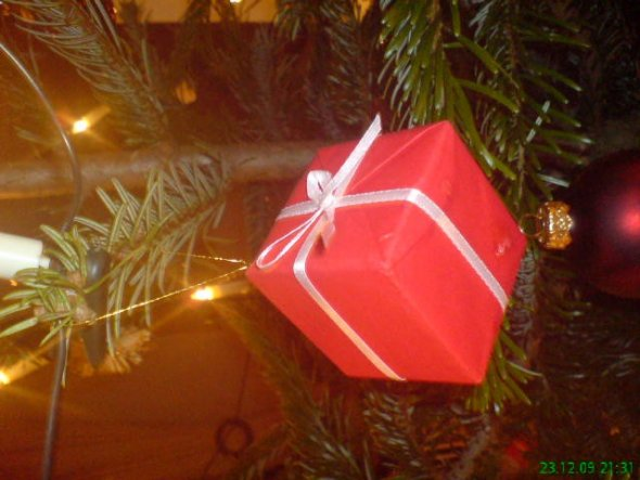 Weihnachtsdeko 'weihnachten 2009'
