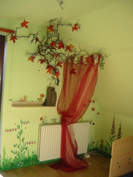 kinderzimmer 39 im feenwald 39 villa traumgestalt zimmerschau. Black Bedroom Furniture Sets. Home Design Ideas