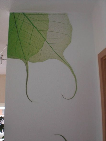 Flur/Diele 'Grün ja Grün...'