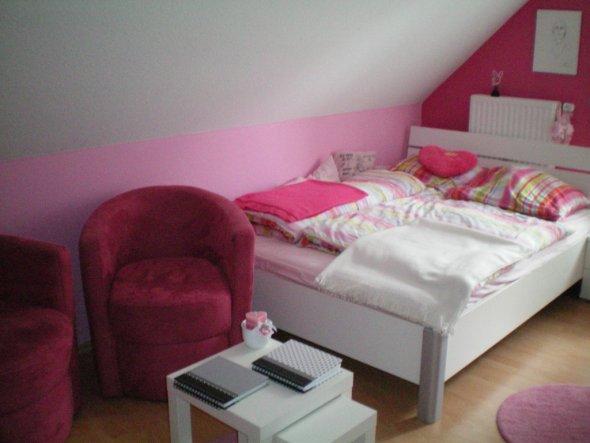 Schlafzimmer 39 mein prinzessinnen reich 39 mein domizil zimmerschau - Mein schlafzimmer ...
