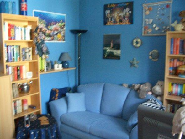 Hobbyraum 'Unser PC-Meer-Zimmer'