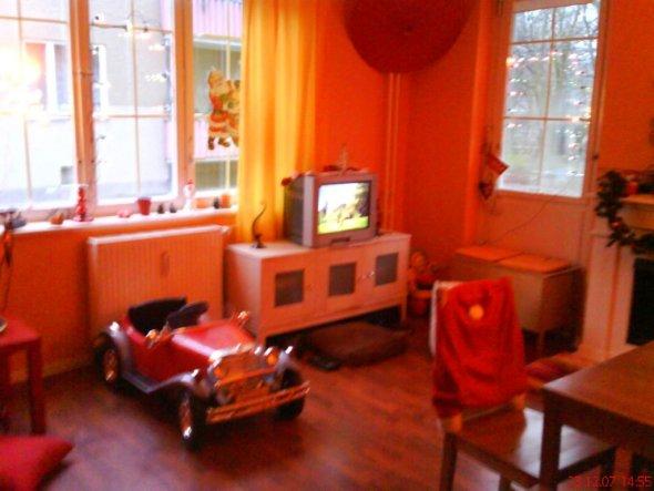 Wohnzimmer 'Mein RaumEss,-und Spielzimmer'