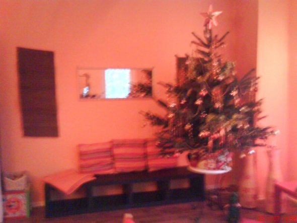 Weihnachtsdeko 'Spiel, Ess und Wohnzimmer'