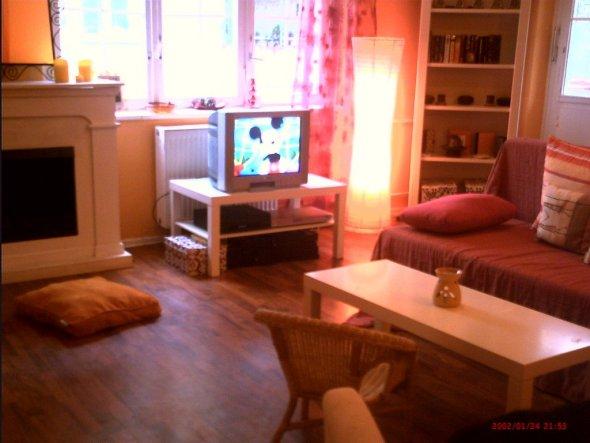 Mein Wohnzimmer | Wohnzimmer Mein Domizil Von Karina 1818 Zimmerschau