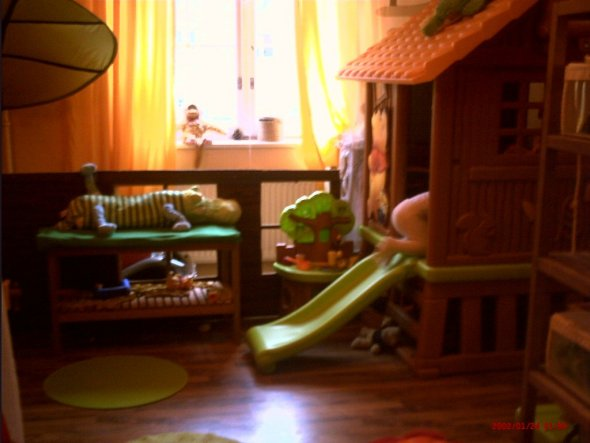Kinderzimmer 'Jackys Zimmer'