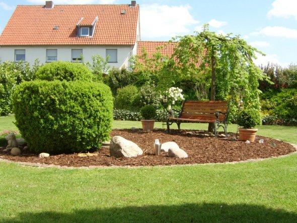 Garten Das Zentrum - Das grüne Wohnzimmer - Zimmerschau