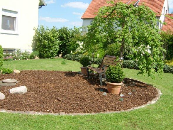 Garten 'Sitzplätze'