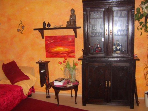Wohnzimmer 'Meine alte Wohnung'