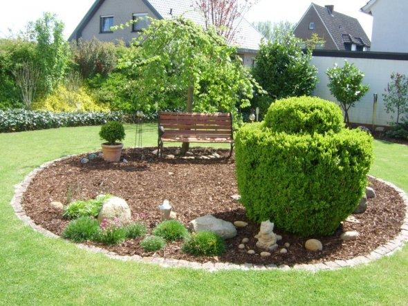 Garten 'Das Zentrum'