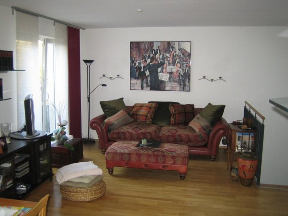 Wohnzimmer So Wohnen Wir Von Dekostefan 1156 Zimmerschau