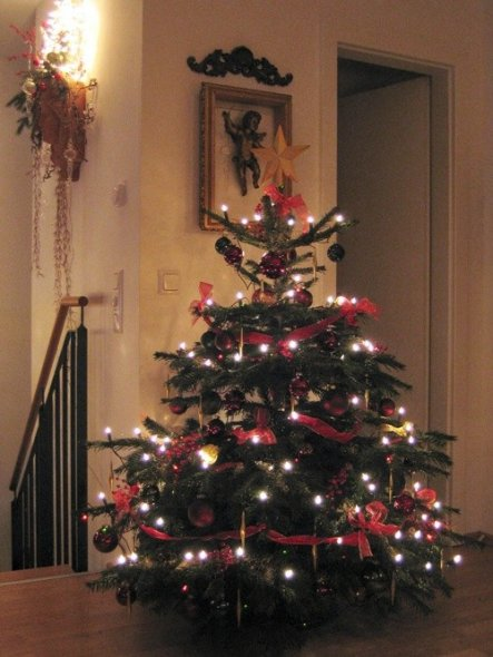 Weihnachtsdeko 'Weihnachsbude'