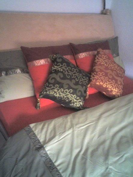 Schlafzimmer 'Kuschelecke'