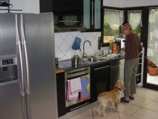 Küche- die Zentrale