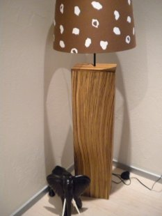 Wohnzimmer Wohnzimmer + Esszimmer + Küche   Wohnung   Lange Gesucht... ➤.  Afrikanische Lampe Selbst Bauen ...
