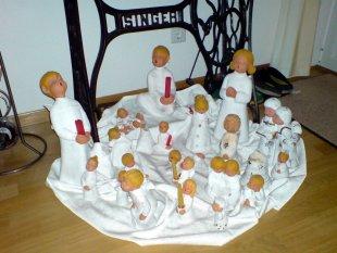 Meine Weihnachtsdeko 2007