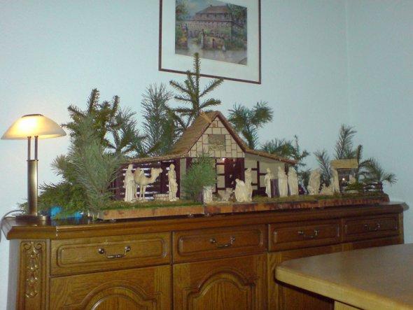 Weihnachtsdeko 'Meine Weihnachtsdeko 2007'