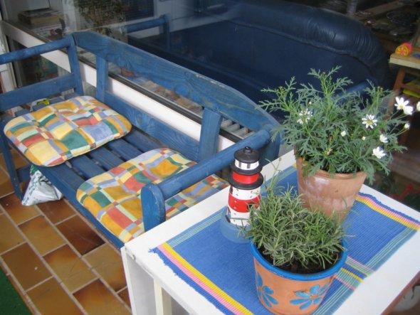 Terrasse / Balkon 'mein Balkon'