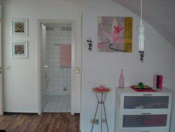 Bad 'Das Badezimmer am Schlafzimmer' - Unsere neue Wohnung ...