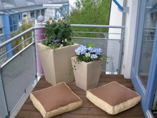 terrasse balkon balkon im giebel unser domizil zimmerschau