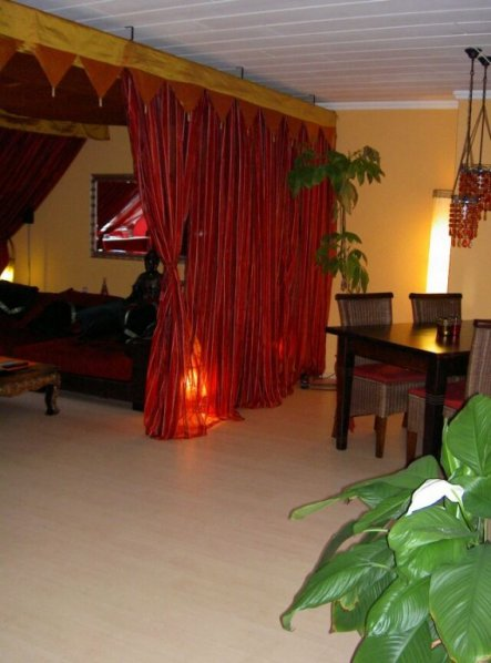 Wohnzimmer 'Orientalischer Traum'