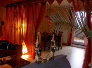 Exotisch 'Orientalischer Traum'