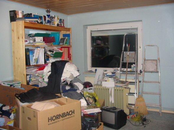 Wohnzimmer 'Ankleidezimmer'