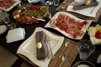 ♥♥Osterbrunch 2011♥♥