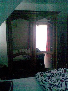 Neue Wohnung Schlafzimmer