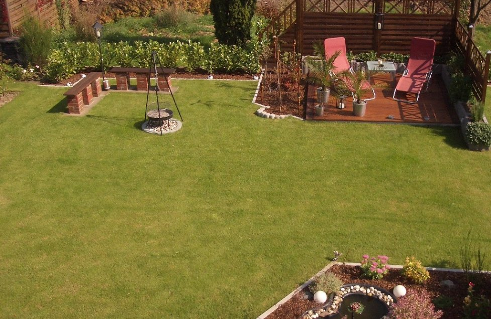 Garten von crichardt