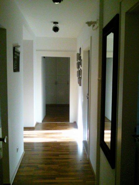 flur diele 39 diele 39 unser heim zimmerschau. Black Bedroom Furniture Sets. Home Design Ideas