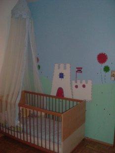 Felix Levis Kinderzimmer