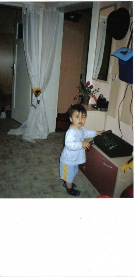 Mein Sohn als er noch jünger war ist auch mit drauf..