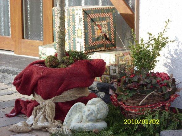 Winterdeko Terrasse : Deko u0026#39;Deko u0026#39; Mein Domizil Zimmerschau