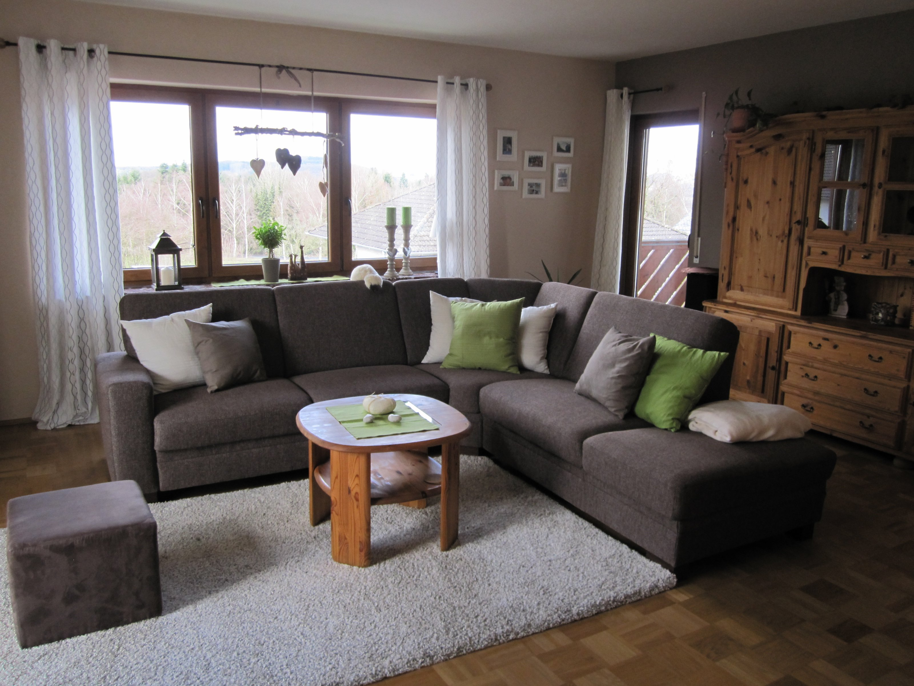 So, Nun   Im Januar 2013   Ist Unser Neues Wohnzimmer Fertig. Im Herbst
