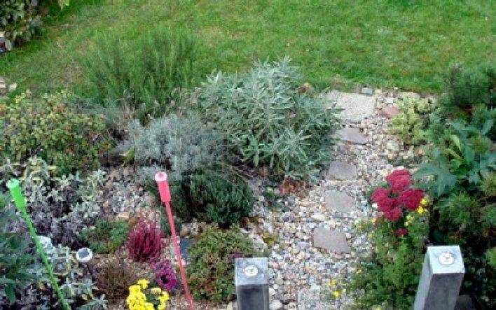 Garten Am Hang : Garten Garten Hang An Der Terrasse Garten Mit Haus  Zimmerschau