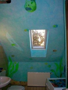 unterwasser-badezimmer