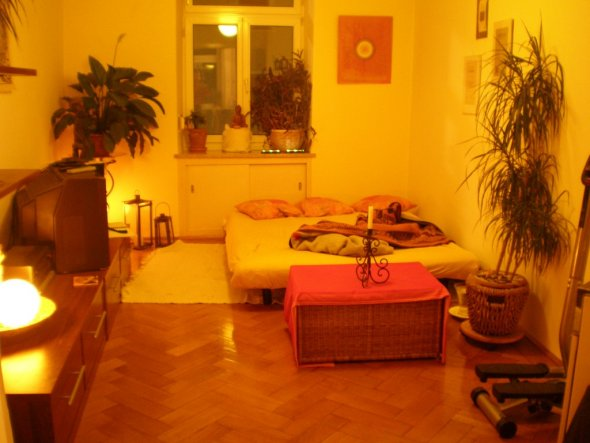 Wohnzimmer 'Entspannungszimmer'