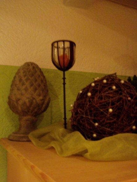 Deko 'Deko im Wohnzimmer' - Unser Heim und Hof - Zimmerschau