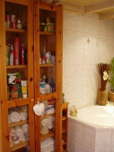 Unser Badezimmer EG