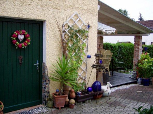 Garten und Terrasse 2009.