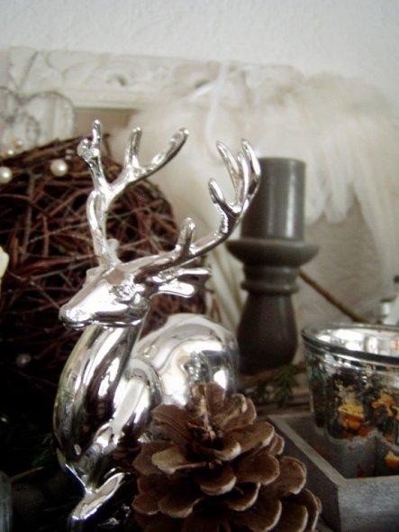 Deko 39 neue deko weihnachten 2009 39 mein domizil zimmerschau for Zimmer deko weihnachten