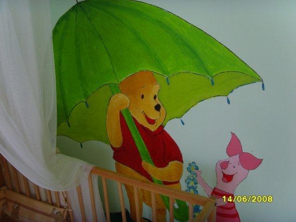 Kinderzimmer \'Winnie Pooh\' - Kinderzimmer - Zimmerschau