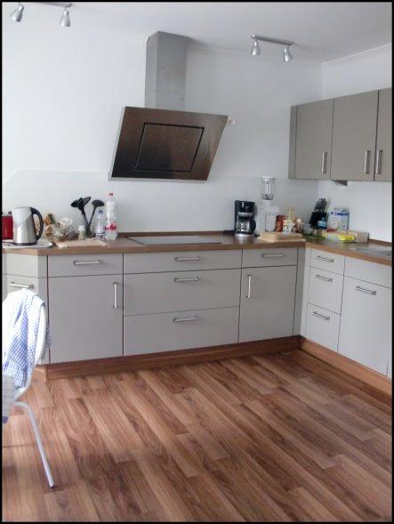 Das ist unsere moderne Küche, die wir lieben ♥