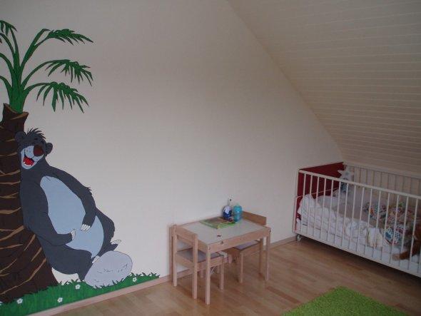 Kinderzimmer 'Leo`s Zimmer'