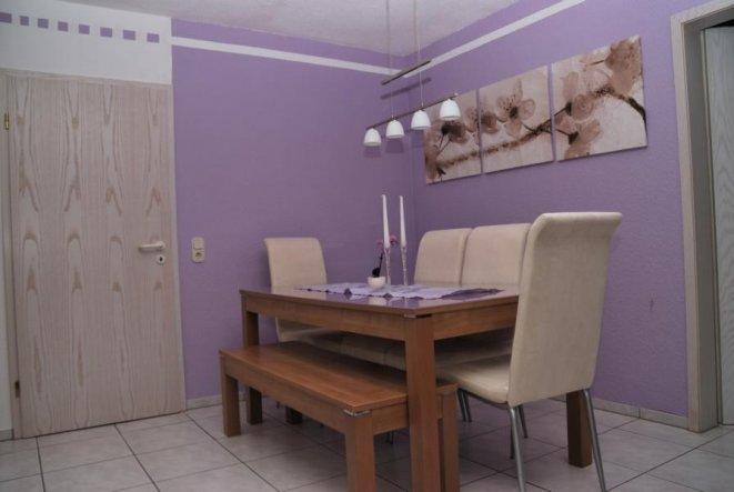 esszimmer 39 essecke 39 unsere wohnung zimmerschau. Black Bedroom Furniture Sets. Home Design Ideas