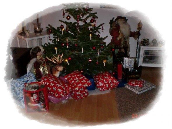 Der Weihnachtsmann war da...
